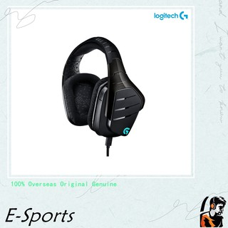 Logitech G633 Artemis Spectrum 7 1 Surround Sound Wired