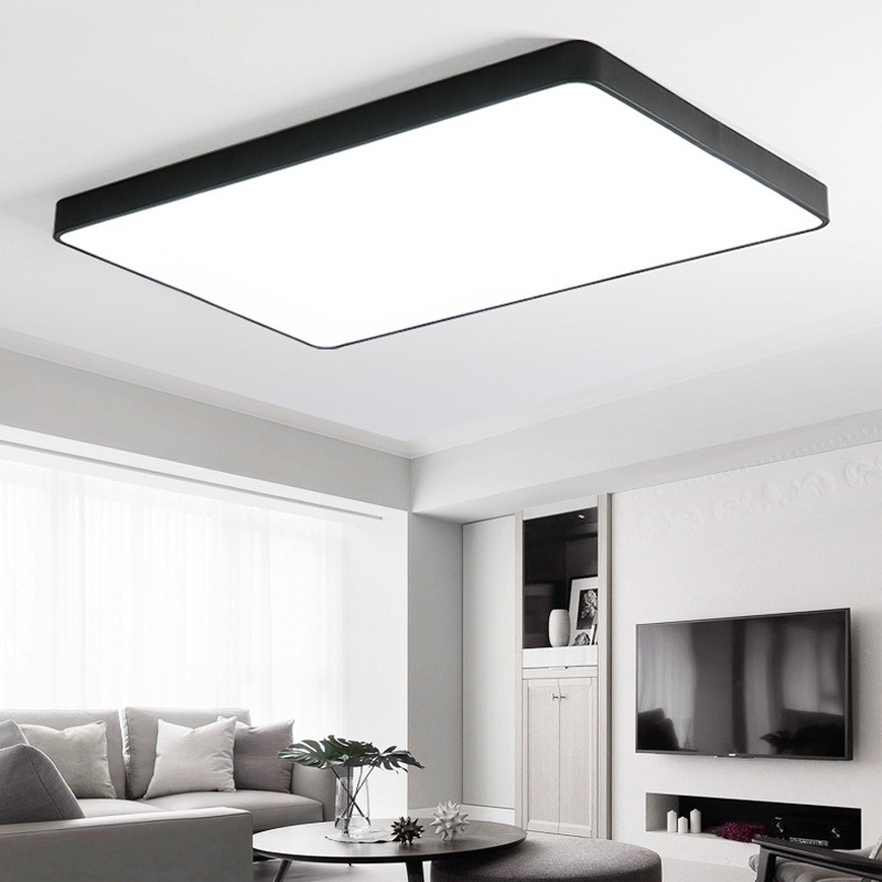 2019 Simple Modern Living Room Lamp Acrylic Ultra Thin Ceiling