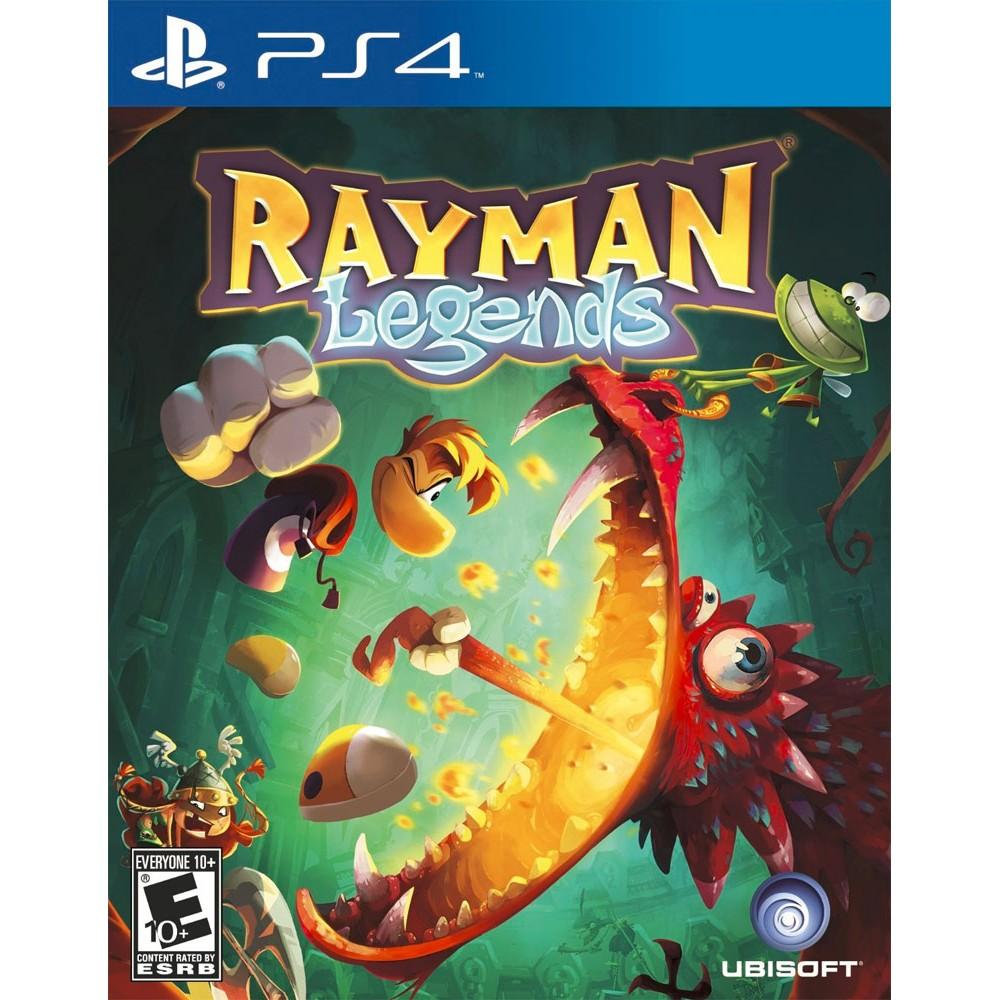 Ps4 Rayman Legends Shopee Singapore Ps4yooka Laylee Reg 2