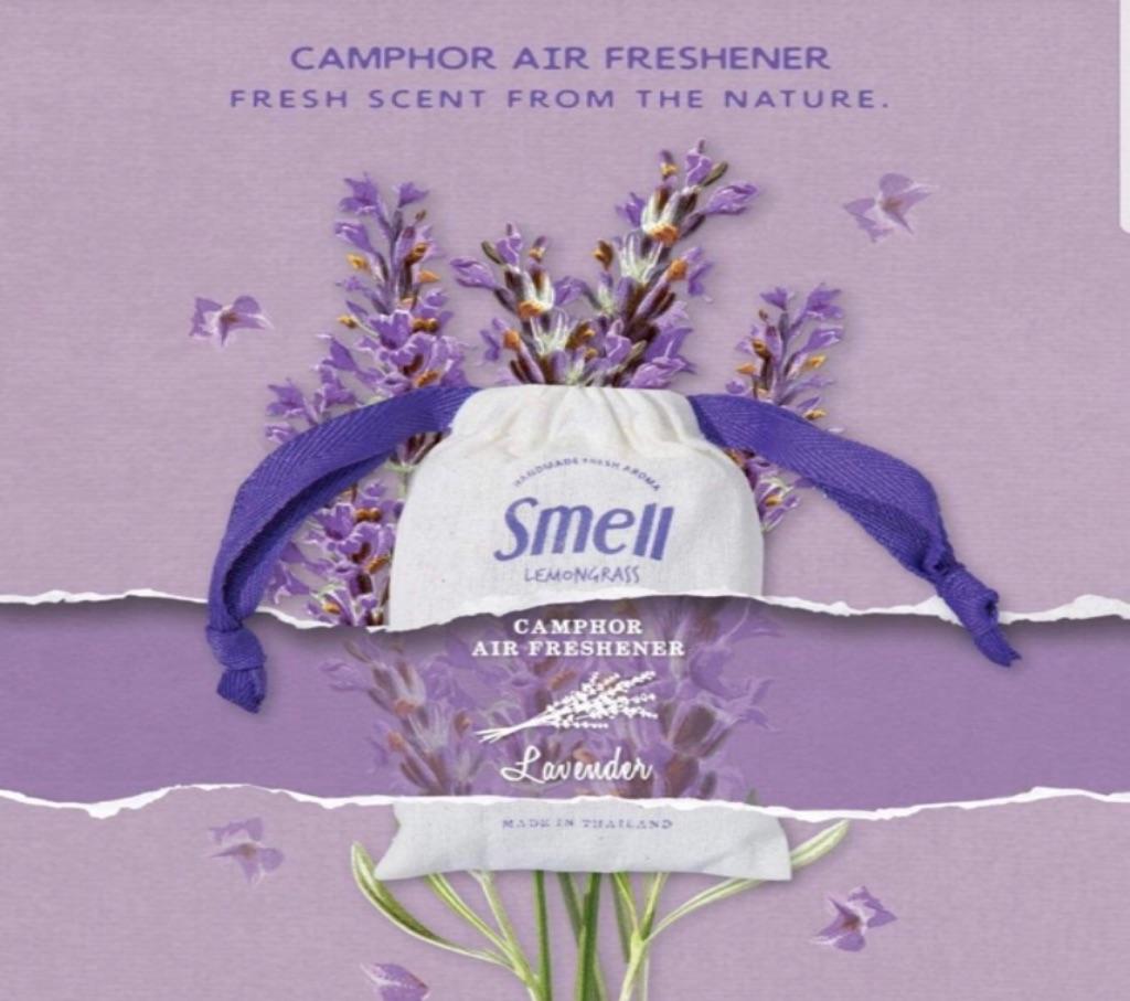 Camphor Air Freshener - Smell Lemongrass | Shopee Singapore