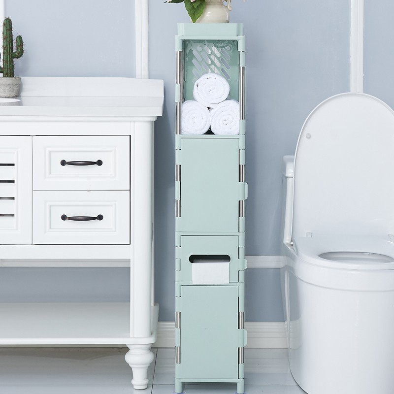 Bathroom Quilt Storage Toilet