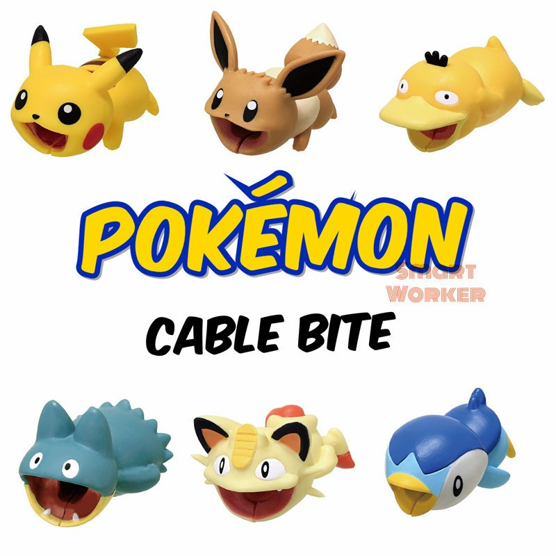 Pokemon Center 2018 Cord Keeper Vol 2 Piplup Cable Bite T