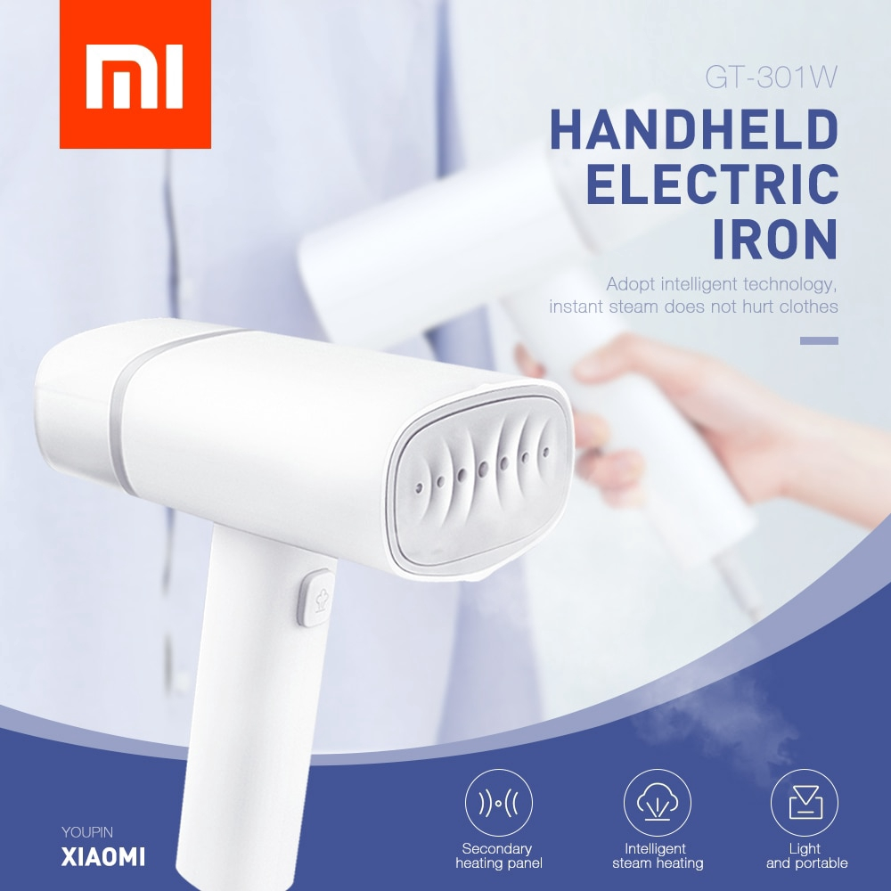 Image result for Xiaomi Mijia Steamer Iron
