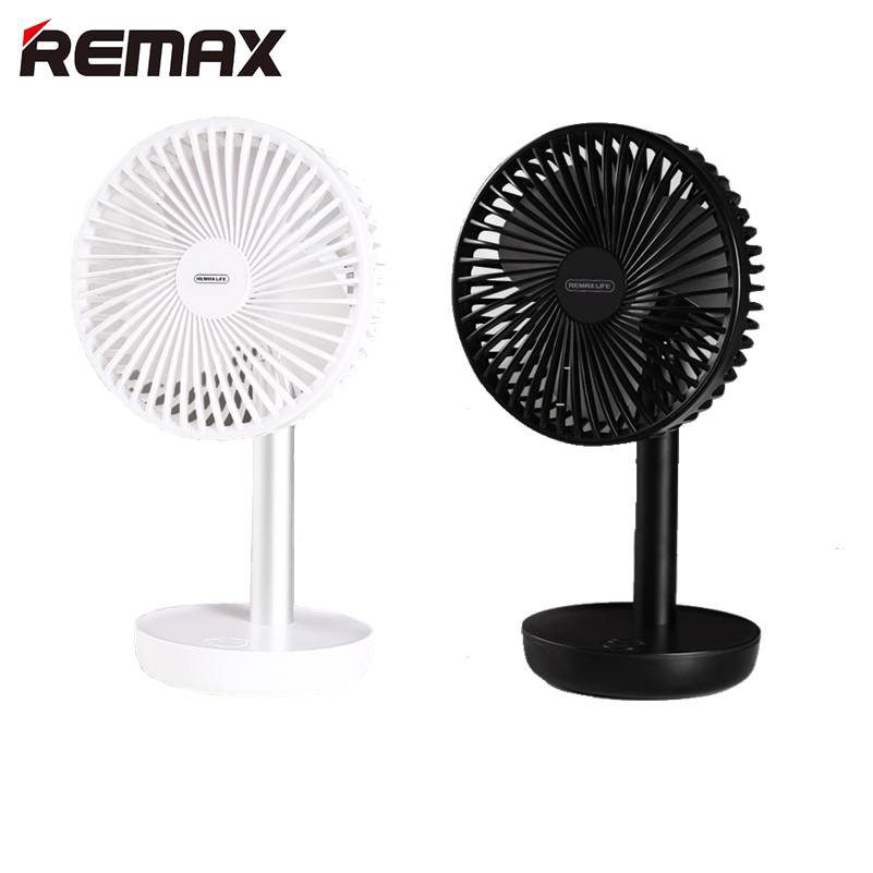 REMAX RL-FN09 Oscilating Fan Desktop Moving Head Desk Portable