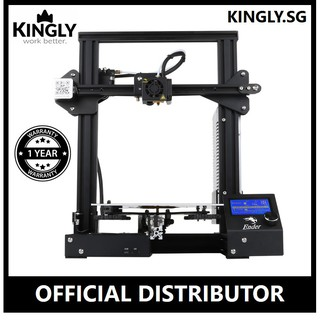 Creality 3D Ender 3 V-slot DIY 3D Printer Kit 220x220x250mm