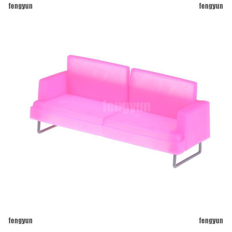 Groovy Barbie New Deluxe Pink Sofa Chair Sofa Toy Plastic Sofa Chair Short Links Chair Design For Home Short Linksinfo