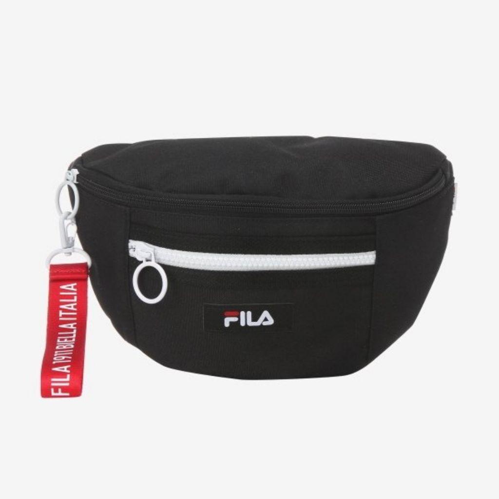 Fila Bag Price And Deals Bags Luggage Nov 2018 Shopee Singapore Tas Pria Waistbag 142b Black
