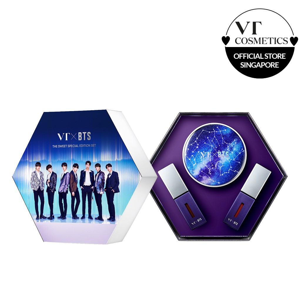 VTXBTS The Sweet Special Edition Set