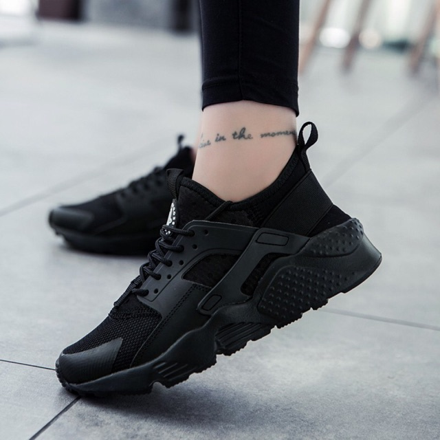 Nike air huarache Men's and women's casual sports shoes outdoor comfortable running shoes