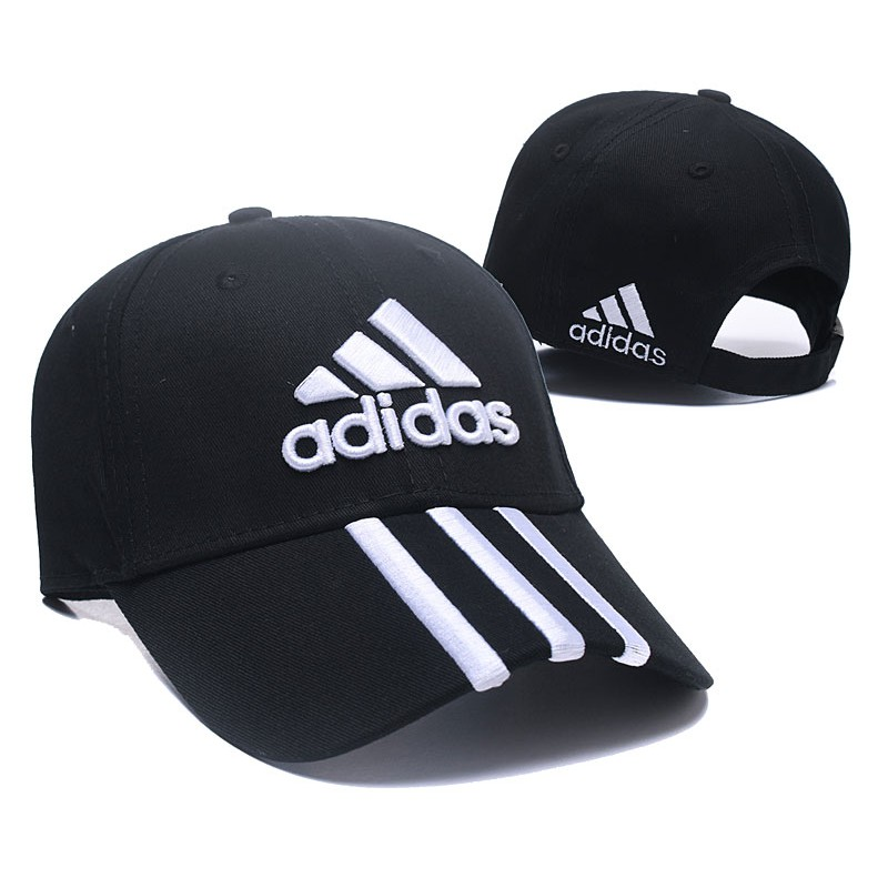 acf653f7e2a 🔥In Stock🔥 Adidas Six Panels Cap (Navy   White   Black)