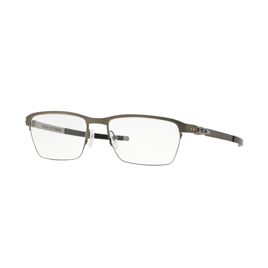 572ad2273e61c Oakley Eyeglasses Tincup 0.5 Titanium OX5099 509902 Size 53 Clear ...