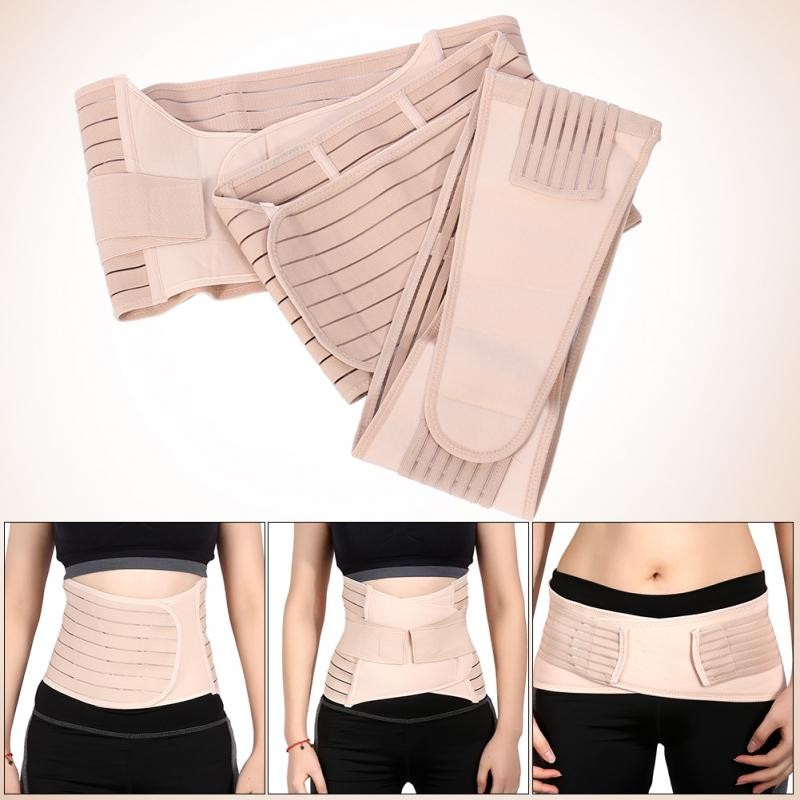 Body Shaper Waist Trimmer Postpartum Support Belt Hip