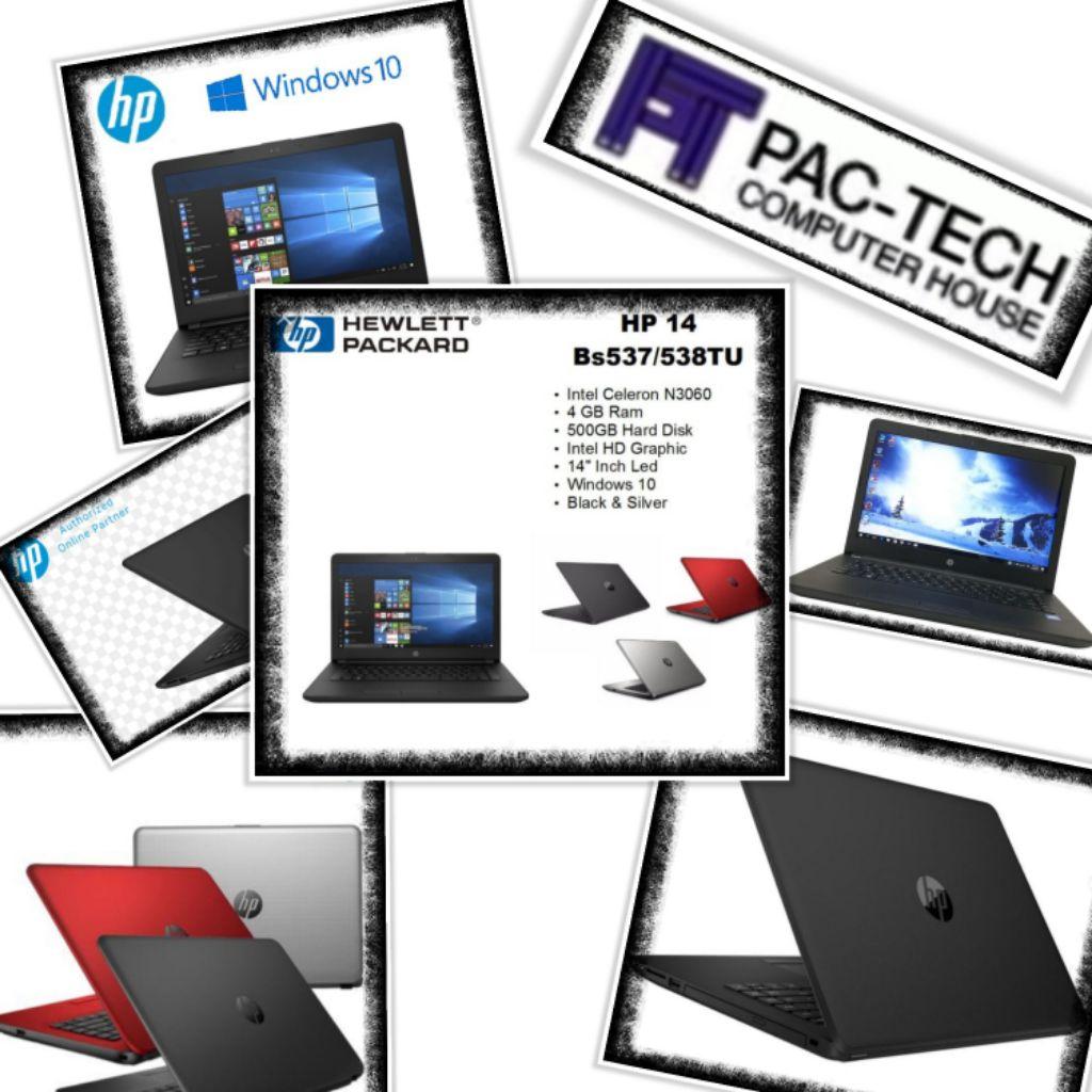 Hp 14 Everyday Laptop Bs537tu Shopee Singapore Lenovo Yoga 330 N4000 4gb 128gb 116 Hd Win10