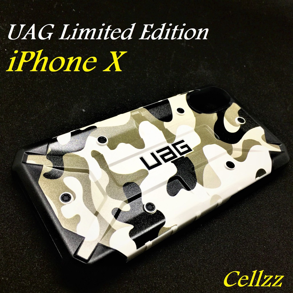 best loved 073e7 3fab0 iPhone X UAG Pathfinder Camo Series Limited Edition