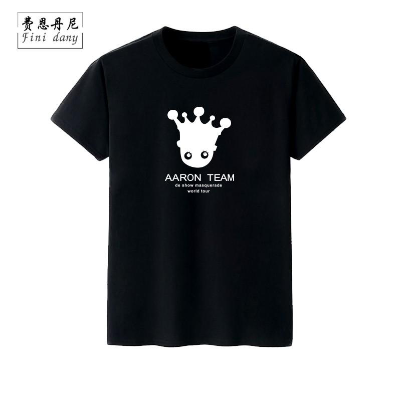 aaron t shirt
