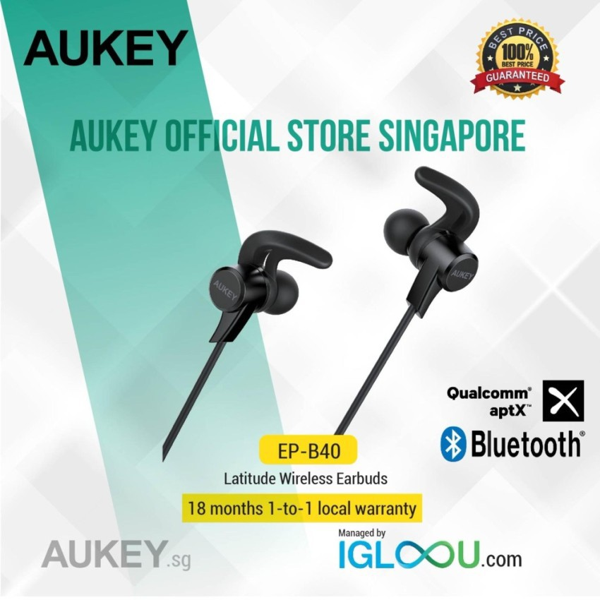 Aukey Singapore Official Store, Online Shop | Shopee Singapore