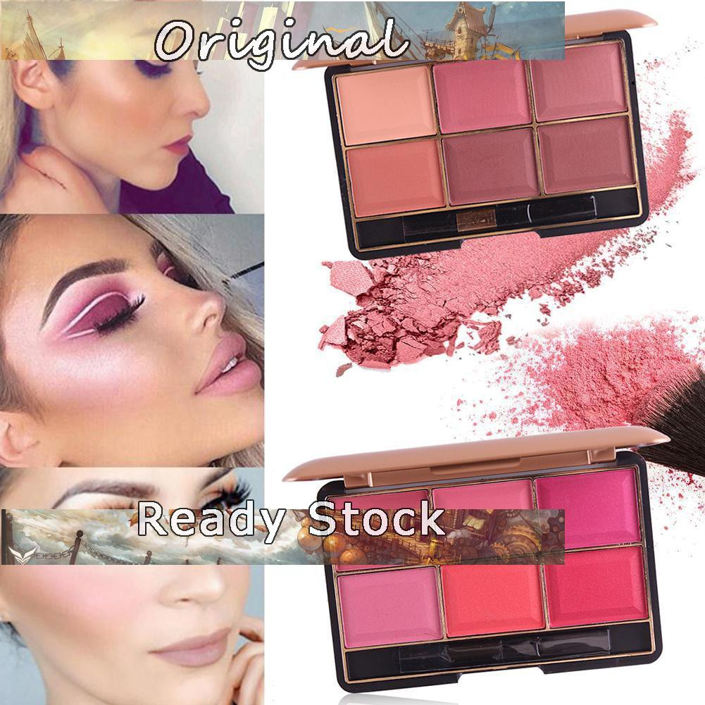 Blush Search For Flights D.s.m Brand New Matte Blusher Makeup Long-lasting Easy To Wear Cosmetic Blush Makeup Shaping Blusher High Quality Contour Blush