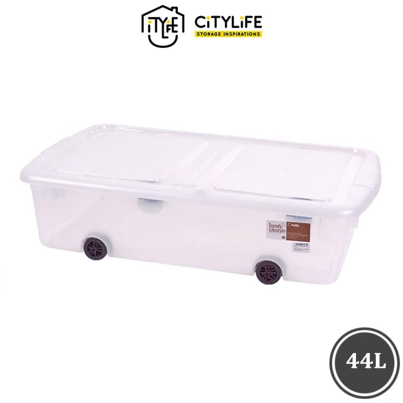 Citylife Underbed Storage With Wheels