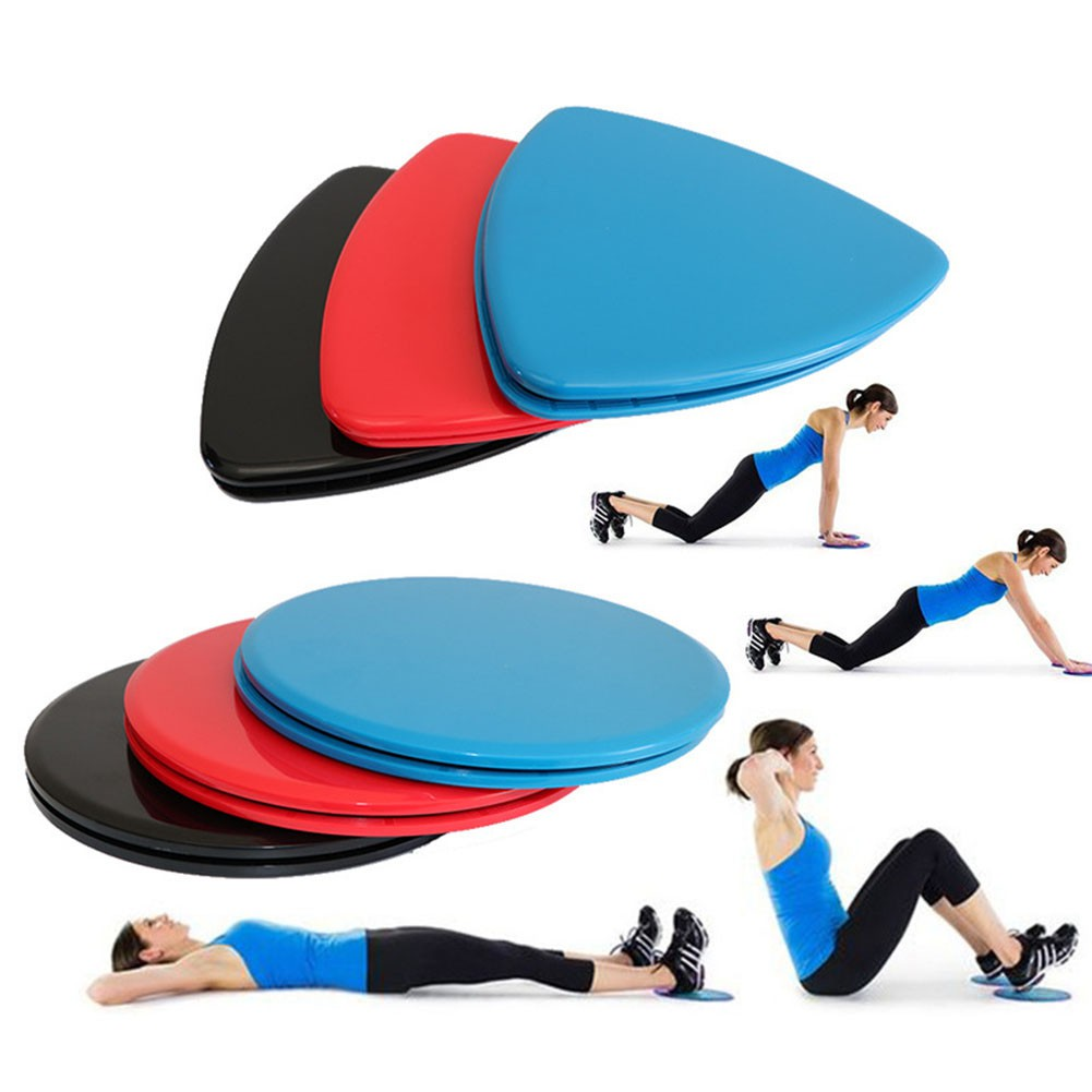 Accessories Abs Discs Slide Fitness Plate Fitness Abdominal Workout Exercise Rapid Training Slider Gliding Discs Yoga Training Exercise Equi Orders Are Welcome.