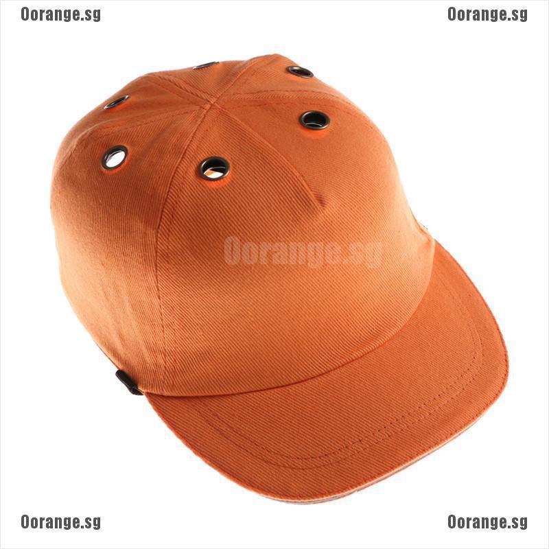 High Visibility Neck Flap Safety Reflective Waterproof Baseball Hat Bump Cap LOT