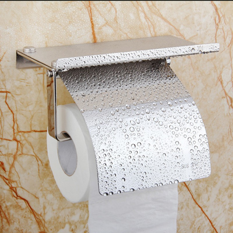 Toilet Roll Holder Wall Mount