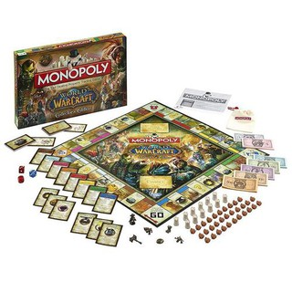 Monopoly World Of Warcraft Collector'S Edition - WOW Battle