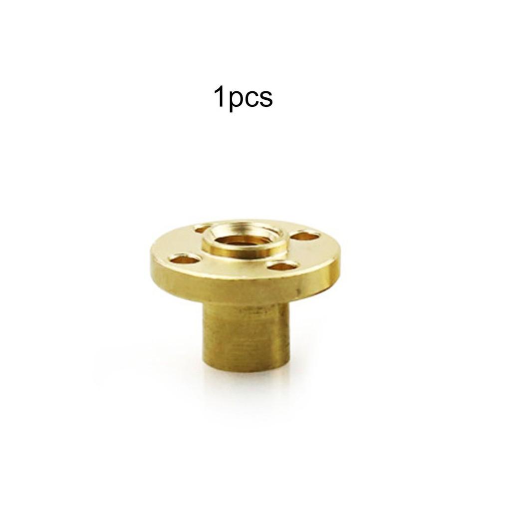 5pcs 8mm Lock Collar For T8 Lead Screw Lock Ring Lock Block 3D Printer Parts JS