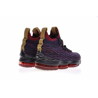 huge selection of ec96c fcde6 YM*Original New Arrival Offical Nike Lebron 15 Breathable ...