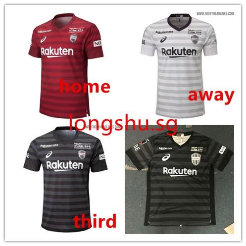 0bbad73b3c6 2019-2020 Vissel Kobe Home away Soccer Jersey Shirt | Shopee Singapore