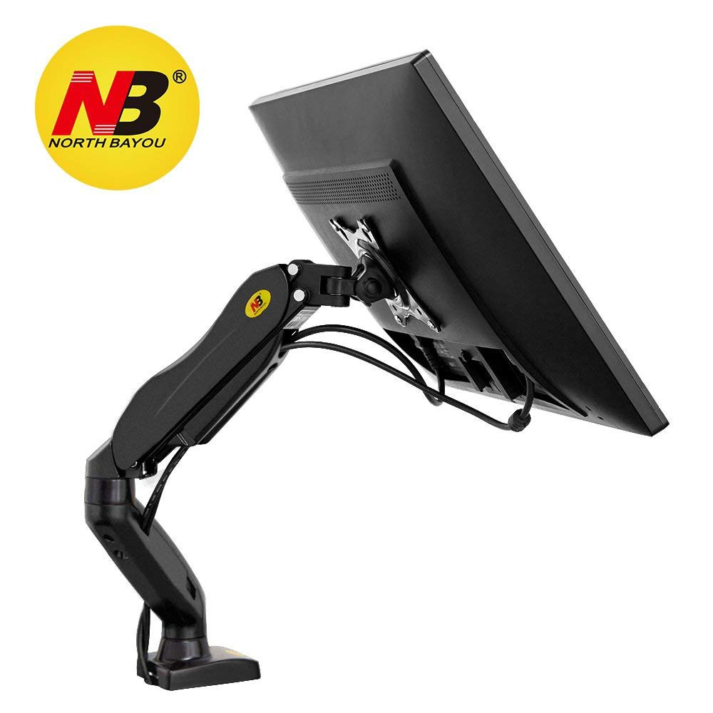 Vesa Monitor Mount Arm - NB North Bayou F80 for 17 to 30 inch from 2.0 to 9.0  kg | Shopee Singapore