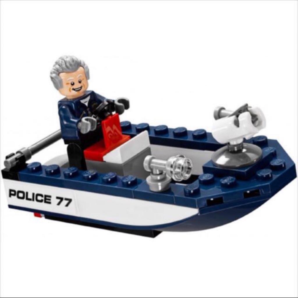 Police Lego Blocks Building Toys Price And Deals Games Headquarters 7744 Hobbies Dec 2018 Shopee Singapore