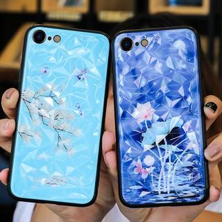 Iphone X Xs Max Xr 6 6s 7 8 Plus Diamond Pattern Soft Tpu Phone Case Back Cover