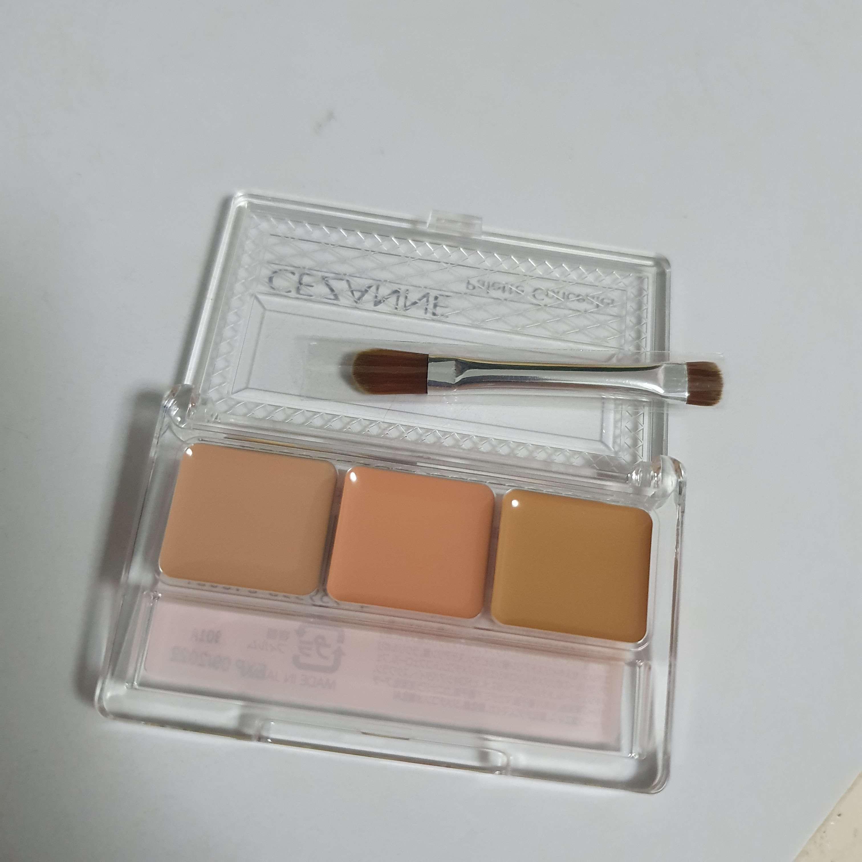 Cezanne Palette Concealer | Shopee Singapore