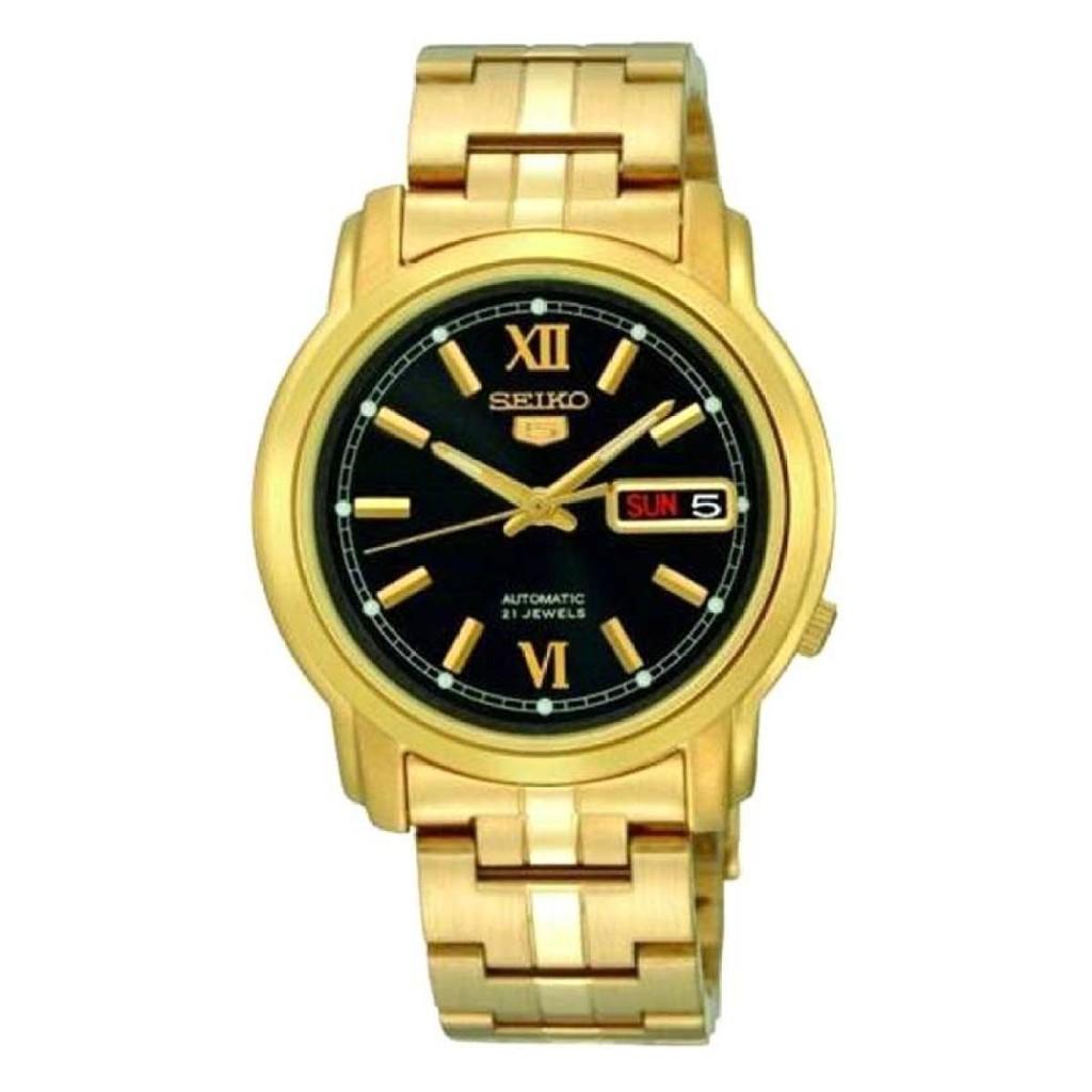 60e813320 Seiko Men 5 Stainless Steel Strap Automatic Watch SNKK86K1   Shopee  Singapore