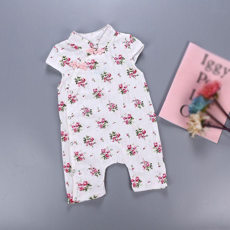 e5ca15209 Baby CNY Cheongsam romper   Shopee Singapore