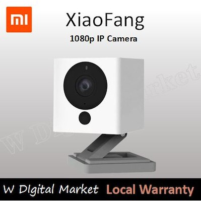 XIAOMI XiaoFang 1080p Camera 1080P 110° F2 0 WiFi IP Web-Camera Night Vision