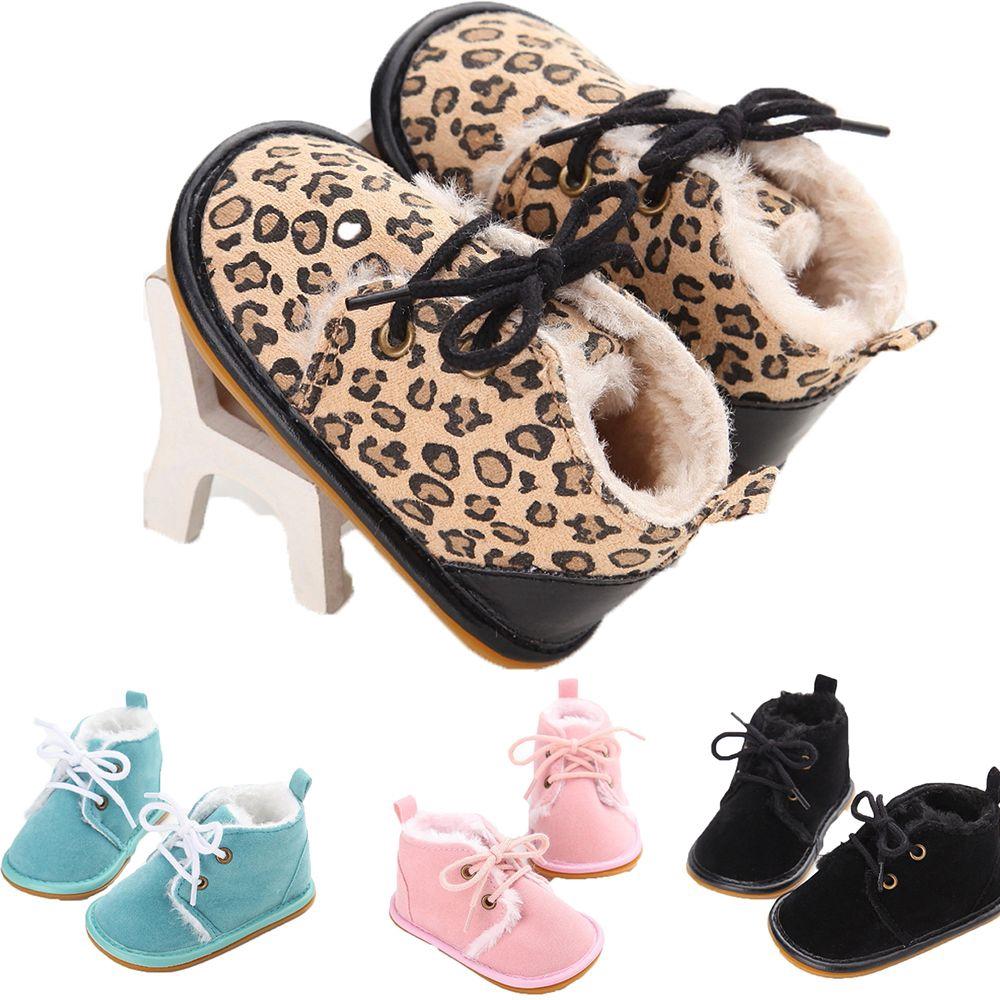 Girls Baby Pram Shoes 530
