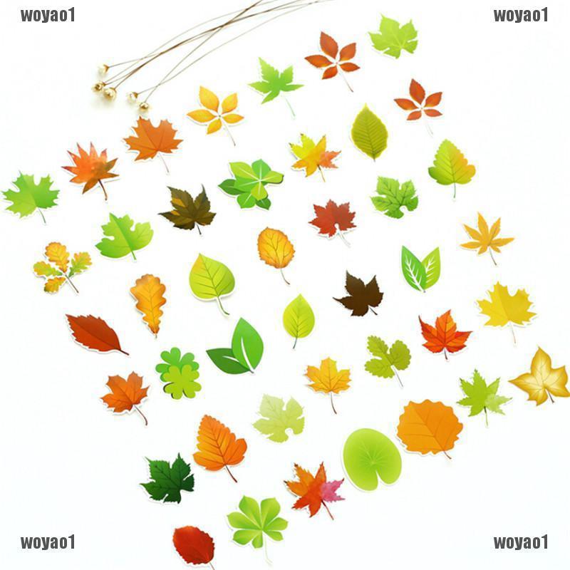 46X small item collection paper sticker diy diary decor for album scrapbookin/_DM