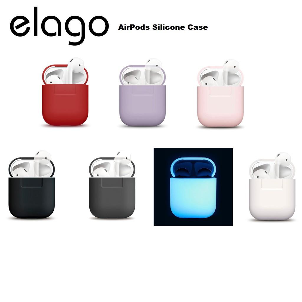 online store b9a97 a918c Elago Airpods Silicone Case