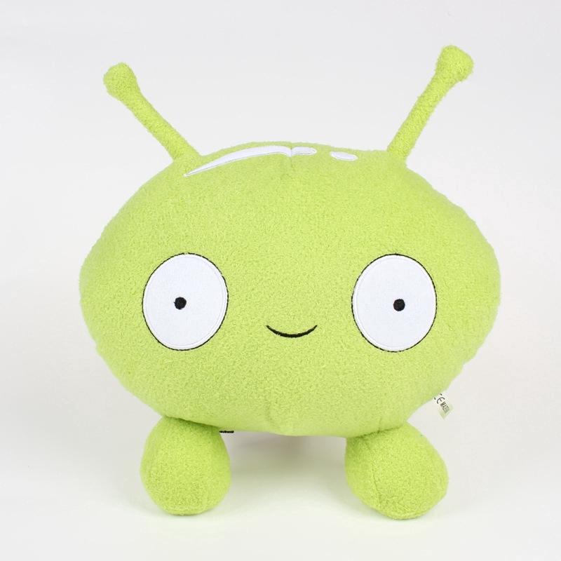 Final Space Mooncake Plush Figure Toy Cute Soft Stuffed Doll Kids Christmas Gift