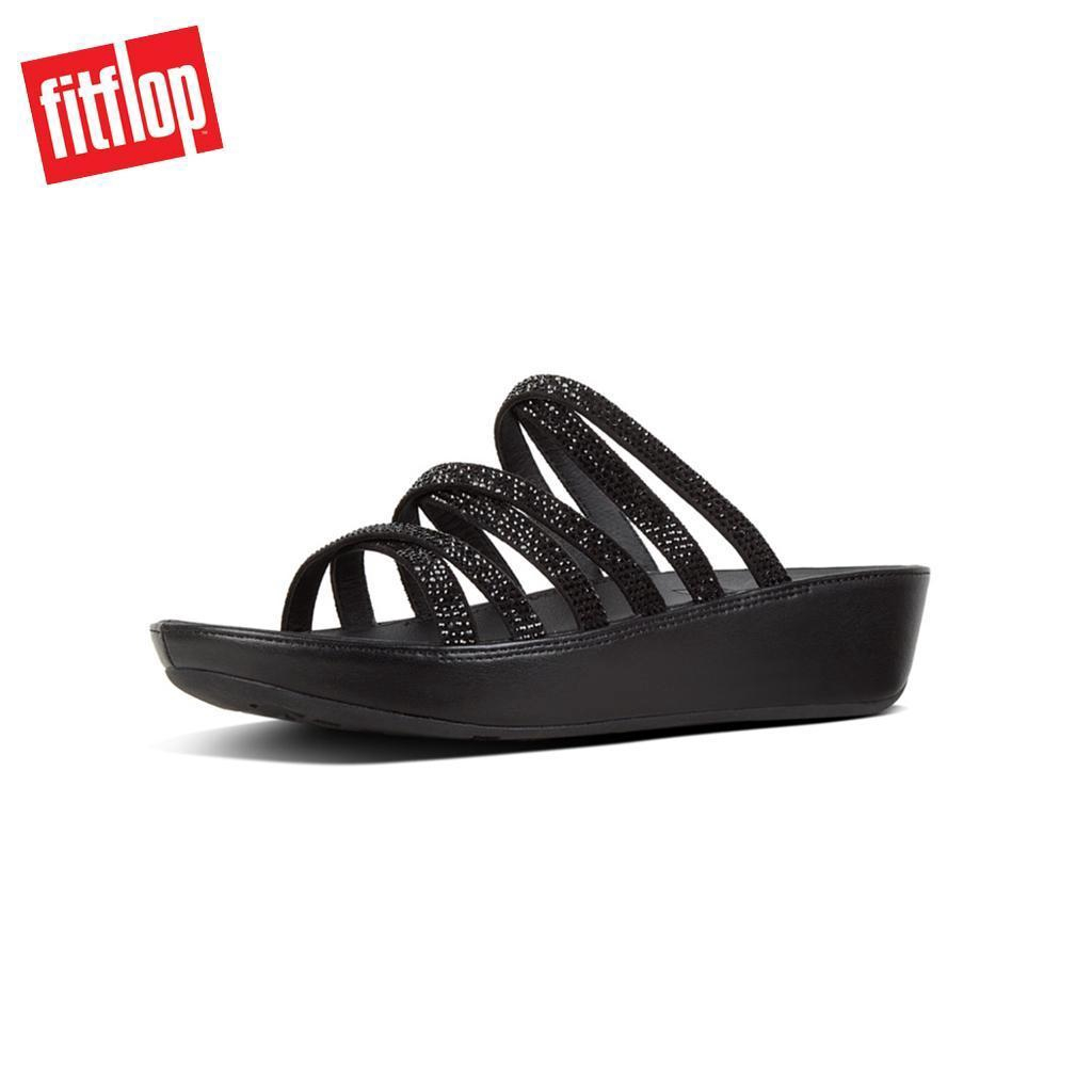aedbb46629b0 Fitflop™™ Neoflex Toe Thong Black Mix