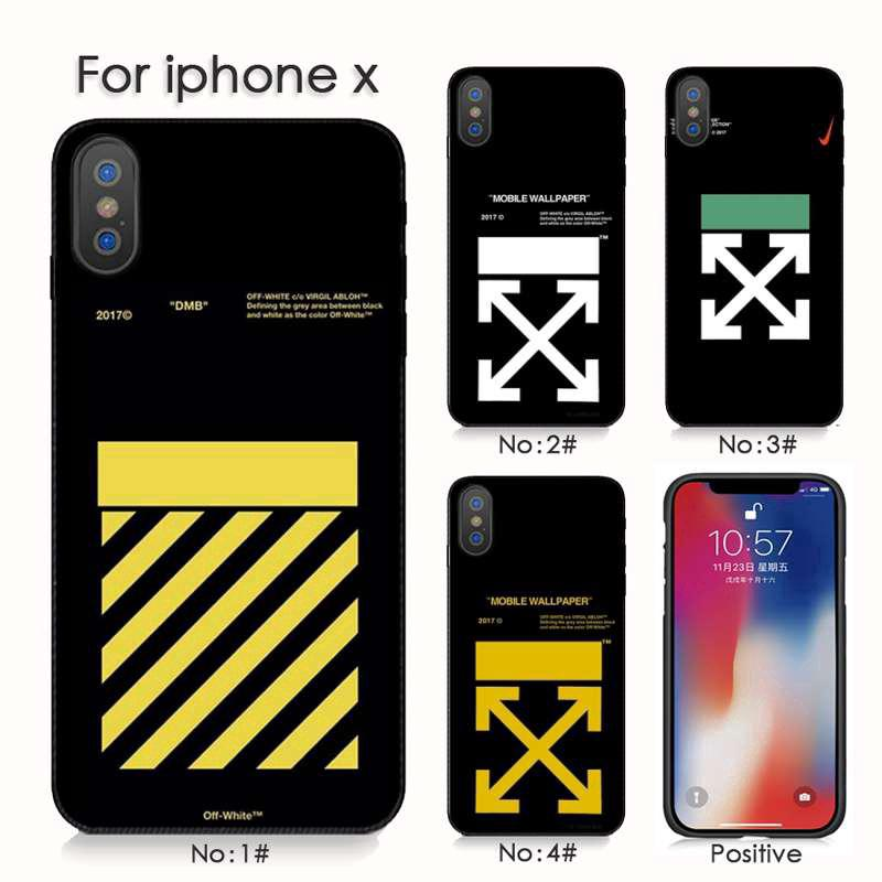Off White Iphone 7 8 X Xs Xr Xs Max Mobile Phone Case