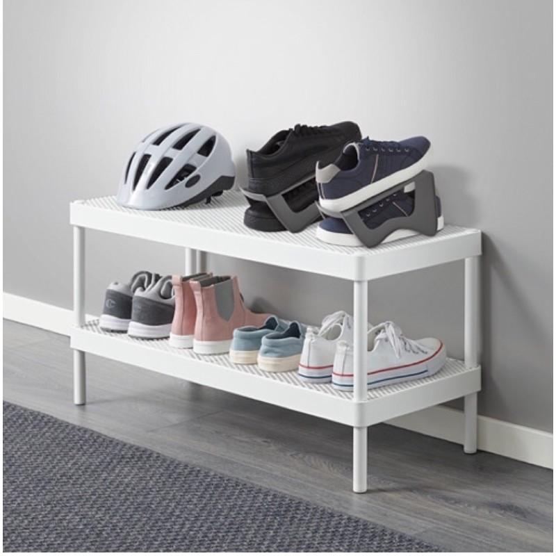 Murvel 2pcs Shoe Organizer By Ikea Shopee Singapore