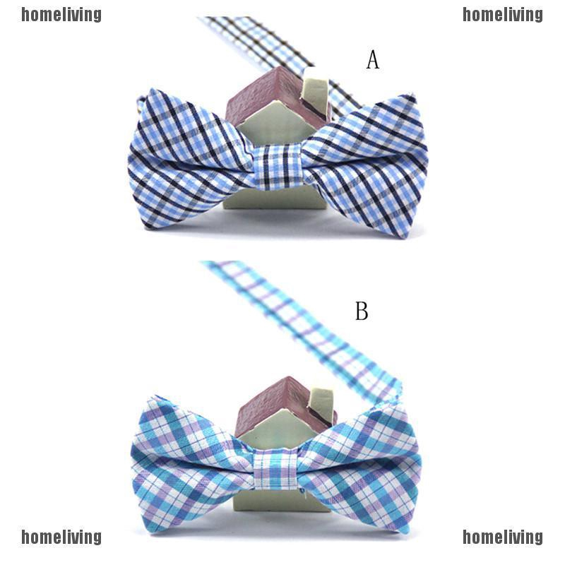 Lot of Children Girls Boys Toddler Bowtie Pre Tied Wedding Bow Tie Necktie Plain