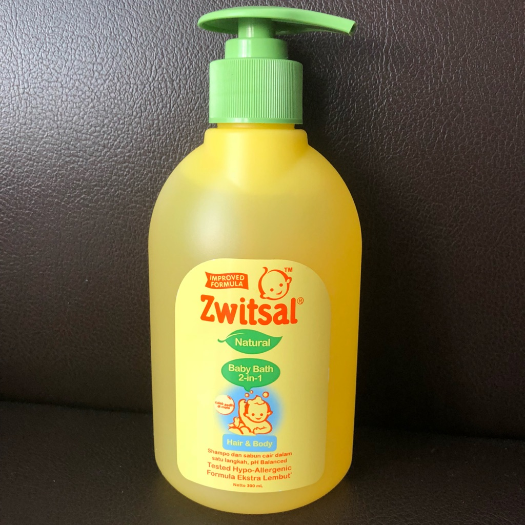 Zwitsal Baby Bath 2in1 Hair And Body Shopee Singapore Twin Pack Cologne New Fresh Floral 100 Ml