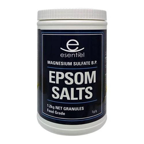 Esentiel Epsom Salt 1 2 Kg Expiry Date 02 2024 Shopee Singapore