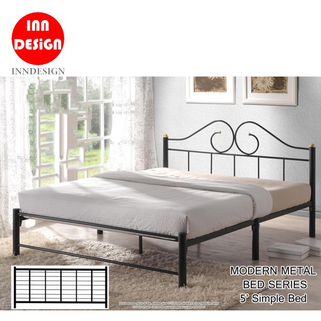 Single Double Decker Metal Bed Queen
