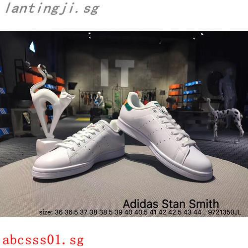 the best attitude 192d5 d7b65 Adidas MENS ORIGINALS STAN SMITH SHOES Unisex Orginals WHITE BLACK S75076    Shopee Singapore