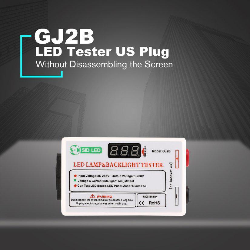 GJ2B Multi-functional LCD LED TV Backlight Tester Lamp Beads