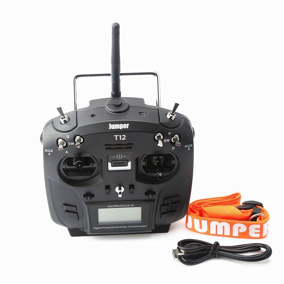 T12 Plus Multi-protocol Radio Transmitter w/JP4-in-1 RF Module Remote  Control